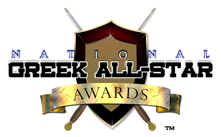 Awarding the All-Stars of Greek Fraternities and Sororities™