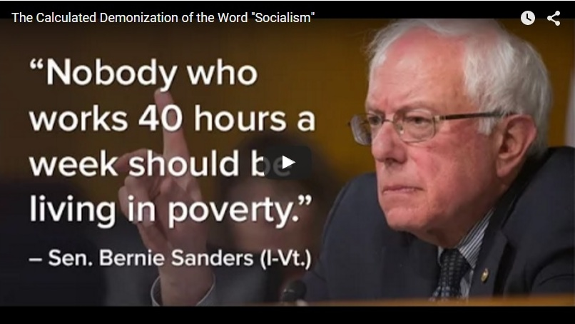 The Calculated Demonization of Socialism