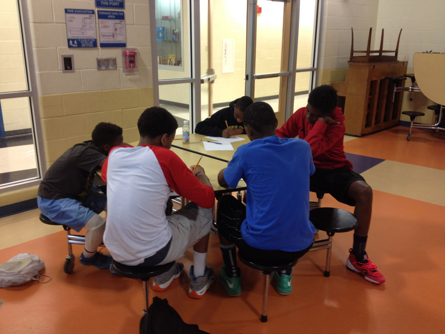 YGLP™ Program Students @ CTAG's Summer Bridge Program