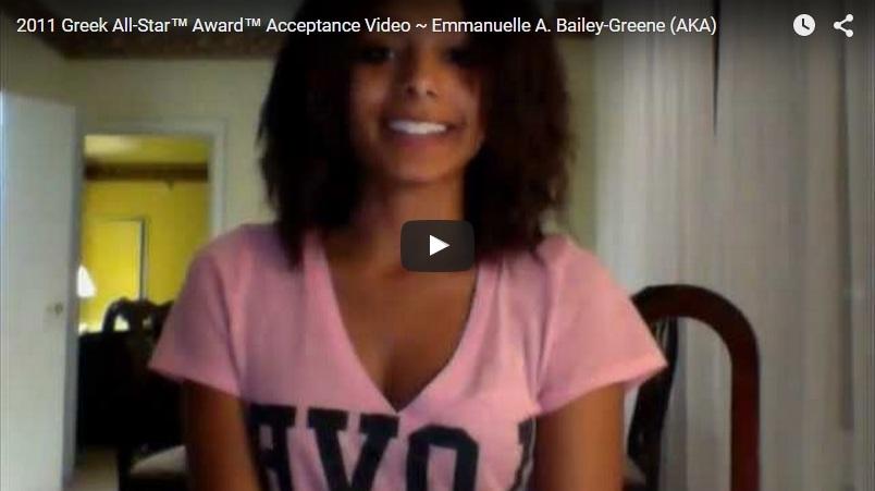 Emmanuelle A. Bailey-Greene