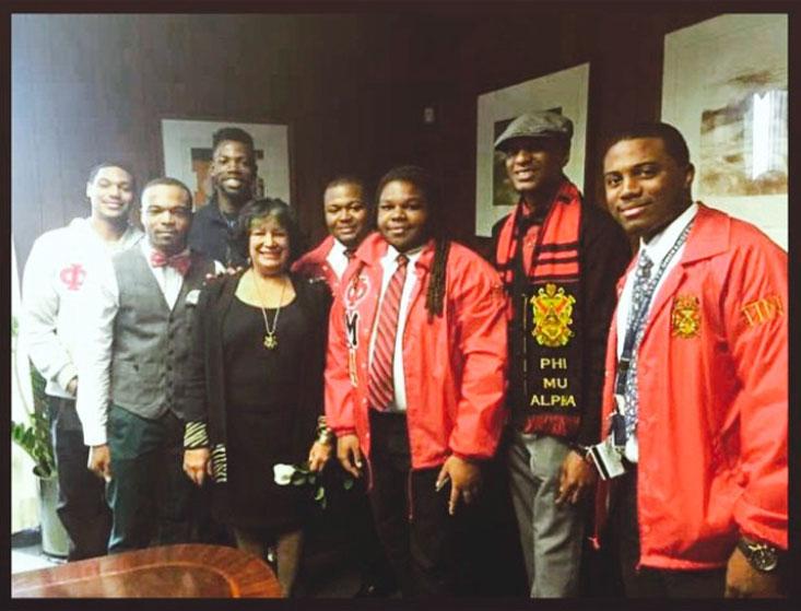 Phi Mu Alpha® Sinfonia Fraternity, Inc. Photos