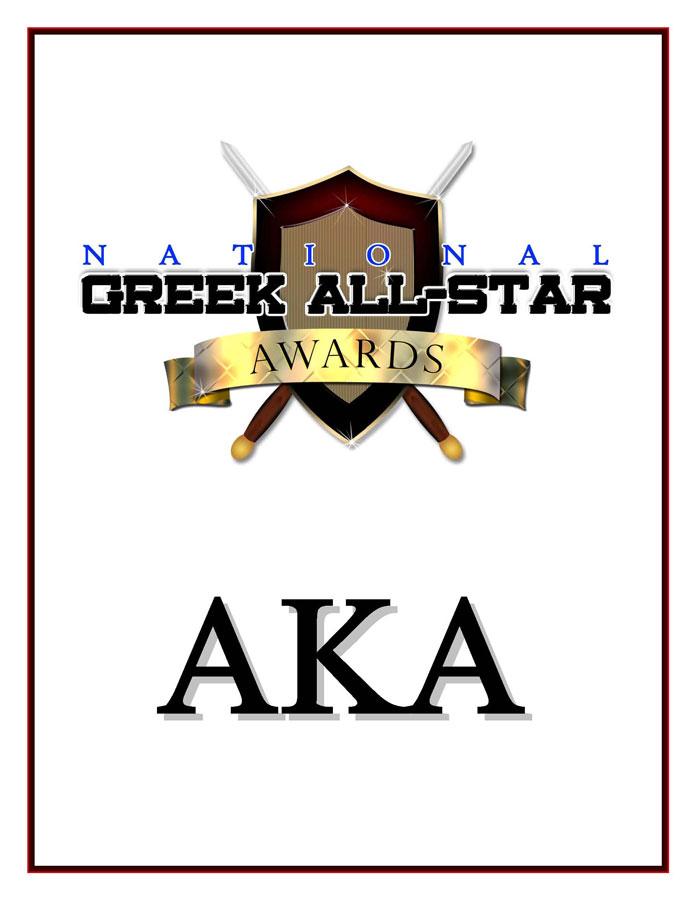 Alpha Kappa Alpha® Sorority, Inc. Greek Life Photos
