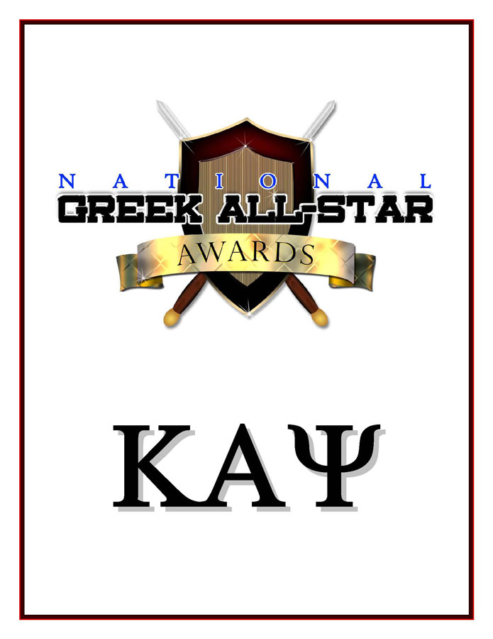 Kappa Alpha Psi® Fraternity, Inc. Greek Life Photos