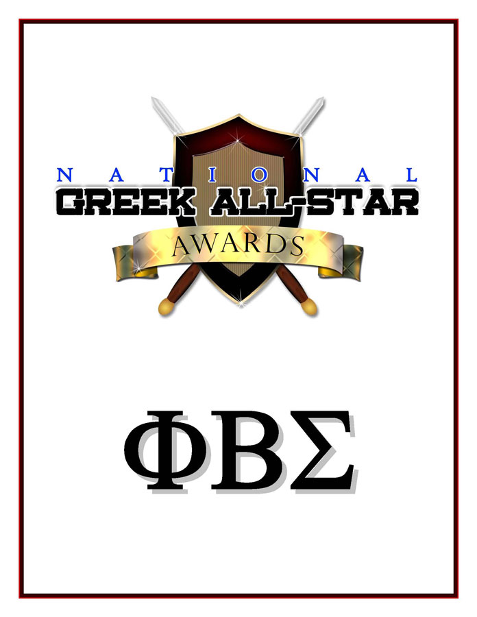 Phi Beta Sigma® Fraternity, Inc. Greek Life Photos