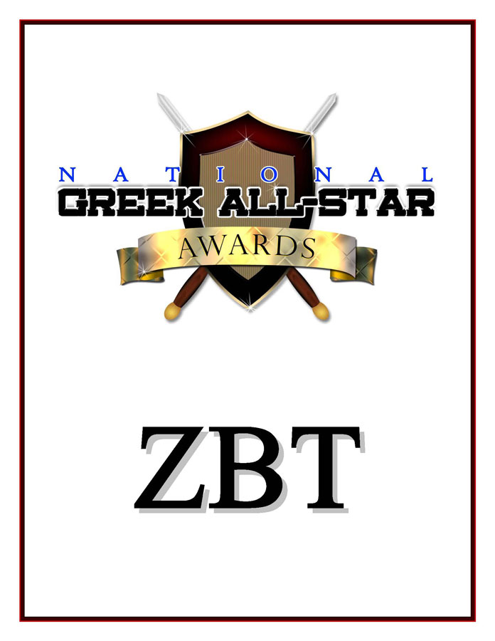 Zeta Beta Tau® Fraternity, Inc. Greek Life Photos