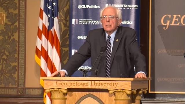 Beernie Sanders on Socialism